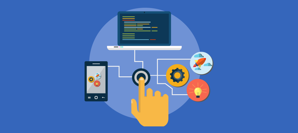 Why Low-Code Platforms for Rapid Application Development?