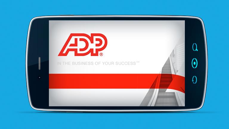 在 Salesforce 的帮助下,每时每刻都成为 ADP 代表的销售时机。