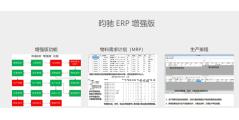 昀驰ERP的功能截图