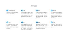 企业微信的功能截图