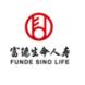 富德生命人寿-采贝教育的合作品牌