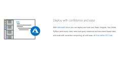 Visual Studio的功能截图