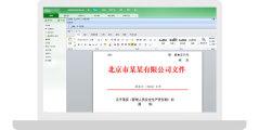 PageOffice的功能截图