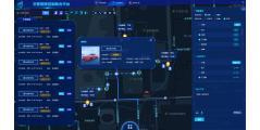 谷德运维大数据可视化应用平台的功能截图