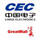 中国电子-长城-蓝凌的合作品牌