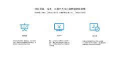 YOP云办公的功能截图