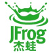 Jfrog-灵雀云Alauda的合作品牌